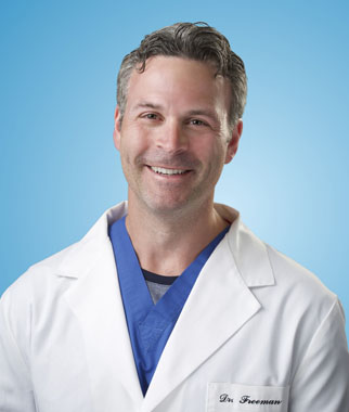 Dr. Eric D. Freeman, a highly regarded pain specialist